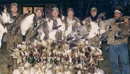 Canadian Duck Hunting Photos